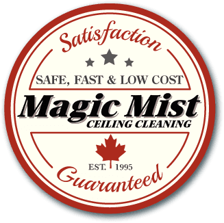 Magic Mist Ceiling Cleaning company